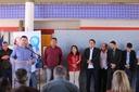 A Câmara Municipal de Anápolis prestigiou a inauguração do Centro Municipal Infantil (Cemei)