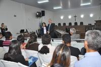 Aberto Seminário de preparação para o Parlamento Jovem