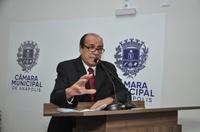 Alfredo Landim pede a secretário Jakson Charles que conclua o projeto do ecoponto no Copacabana