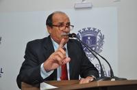 """Alfredo Landim volta a criticar a saúde pública de Anápolis """"filas enormes aguardando atendimento"""""""