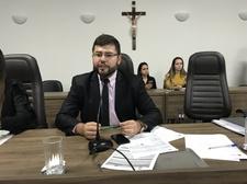 Amilton Filho garante que obra do Residencial Colorado evolui e apartamentos serão entregues