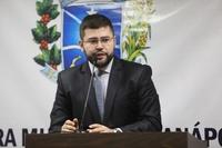 Amilton Filho propõe a criação de Código Municipal de Defesa do Consumidor
