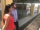 Amilton Filho visita Escola Municipal Dona Alexandrina e obras do Centro de Especialidades Pediátricas