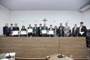 Anápolis ganha mais cinco novos cidadãos e reconhece trabalho do Poder Judiciário e do Ministério Público