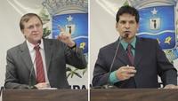 Antônio Gomide e João da Luz criticam privatização da Celg