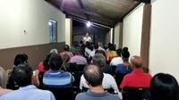 Antônio Gomide faz reunião na região oeste para ouvir os moradores