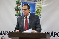 Antônio Gomide presta homenagem aos agentes de saúde e de endemias