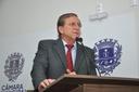 Antônio Gomide se solidariza com professores da rede municipal em protesto contra o Executivo