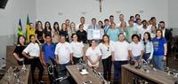 Apae Anápolis é homenageada pelo tricampeonato do prêmio 100 melhores ONGs do Brasil