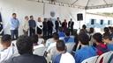 Após anos de espera, moradores do Calixtolândia comemoram construção da Escola Salvador Santos