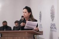 Aprovada Indicação  de Trícia sugerindo nome do ex-prefeito Adhemar Santillo para o Centro Administrativo