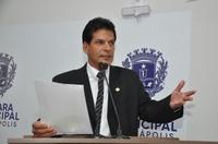 Aprovado projeto de João da Luz que cria Dia Municipal das Comunidades Terapêuticas
