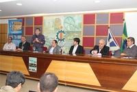 Assef Naben e João Feitosa comparecem à audiência de ampliação do DAIA