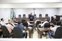 Auditor do TCM ministra curso sobre Lei de Diretrizes Orçamentárias