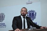 Cabo Fred Caixeta apresenta melhorias para região do Residencial Pedro Ludovico