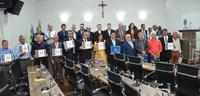 Câmara celebra Dia do Pastor Evangélico com homenagens a líderes religiosos