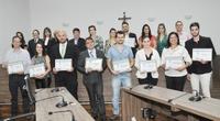 Câmara confere Certificado Dr. João Paulo Alarcão para homenagear Médicos Veterinários