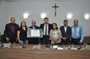 Câmara confere título de cidadão benemérito da sociedade para João Capela