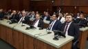 Câmara de Anápolis participa de sessão especial, na Assembleia Legislativa, em homenagem aos 110 anos de Anápolis