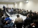 Câmara e demais segmentos organizados cobram, em reunião tensa, solução para caso dos presos transferidos de Aparecida de Goiânia para Anápolis