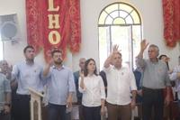 Câmara é representada no VI Encontro Estadual de Coroas do Divino Espírito Santo, no distrito de Interlândia
