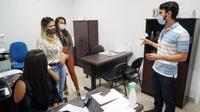 Câmara faz sanitização de ambientes e amplia ações restritivas em prevenção à Covid-19