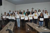 Câmara homenageia autoridades e profissionais que atuam no combate ao abuso de crianças e adolescentes