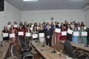 Câmara homenageia líderes eclesiásticas por iniciativa de Teles Júnior