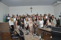 Câmara homenageia os 50 anos da Escola Municipal Deputado José de Assis