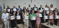 Câmara Municipal homenageia Sesi Jundiaí pelos seus 56 anos de fundação