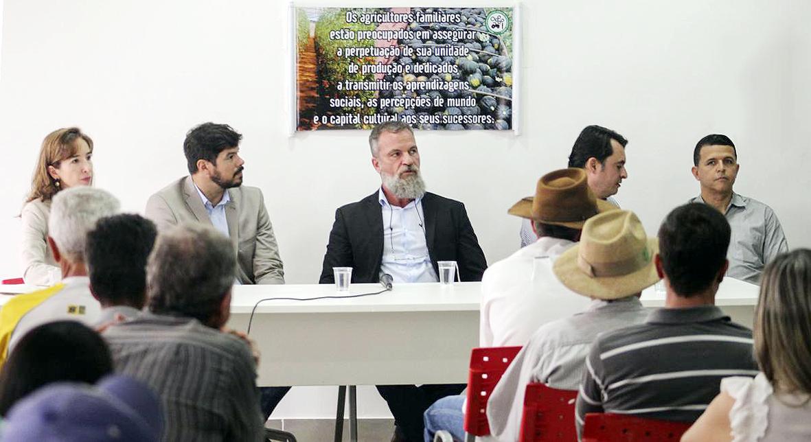 Câmara integra grupo que trabalha para viabilizar criação da APA do Ribeirão Piancó