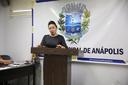 Câmara Municipal aprova projeto de lei que cria o programa Creche para Idosos em Anápolis