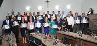 Câmara Municipal celebra Dia do Advogado em sessão solene