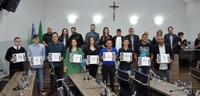 Câmara Municipal comemora Dia do Estagiário e os 10 anos do Cepedoc