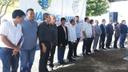 Câmara Municipal de Anápolis prestigia inauguração de obras de ampliação da Clínica da Família no Bairro de Lourdes