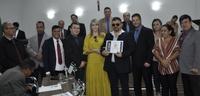 Câmara Municipal entrega Moção de Aplauso ao empresário Afif Homsi