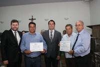 Câmara Municipal homenageia 70 anos do Abrigo dos Velhos Professores Nicephoro Pereira da Silva