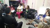 Câmara Municipal participa de iniciativa que trará o juizado da mulher para a cidade de Anápolis