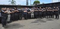 Câmara Municipal presta homenagem à Companhia de Policiamento Especializado