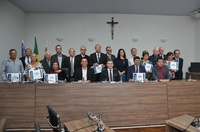 Câmara Municipal presta homenagem aos profissionais da contabilidade