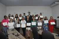 Câmara Municipal realiza sessão solene em homenagem à família, por iniciativa do vereador João da Luz
