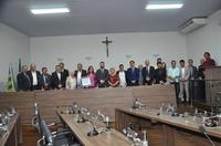 Câmara outorga título de cidadania anapolina a José Ricardo de Oliveira