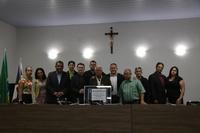 Câmara outorga título de cidadania anapolina ao pastor Raimundo Saraiva Deolindo
