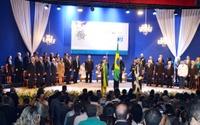 Câmara participa da outorga da Comenda Gomes de Sousa Ramos