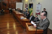 Câmara participa de Audiência Pública promovida pela Corregedoria Geral da Justiça do Estado de Goiás
