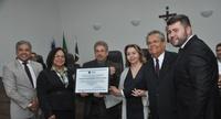 Câmara presta homenagem ao pastor Sebastião José Inácio, por 50 anos de ministério