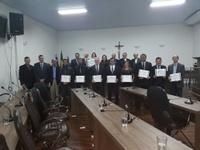 Câmara presta homenagem aos 80 anos do Seminário Teológico Cristão Evangélico do Brasil