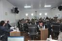 Câmara realiza sessão extraordinária para votar projetos do Executivo Municipal