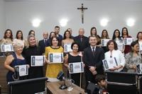 Câmara realiza Sessão Solene para homenagear mulheres empreendedoras de Anápolis