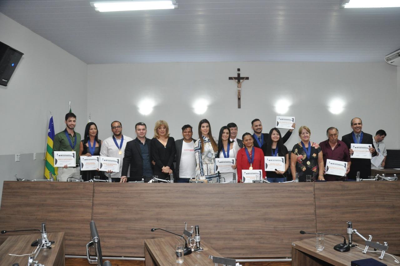 Câmara realiza Sessão Solene para lembrar o Dia Municipal do Médico Veterinário